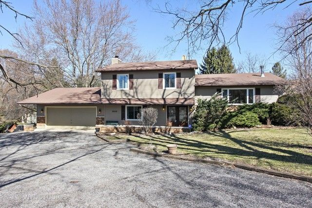 Quad Level, Detached Single - Richmond, IL (photo 1)