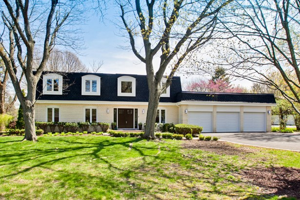 Colonial, Detached Single - Lake Forest, IL