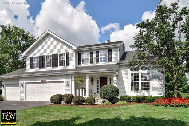 Traditional, Detached Single - Bartlett, IL