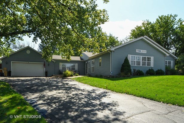 Traditional, Detached Single - Orland Park, IL