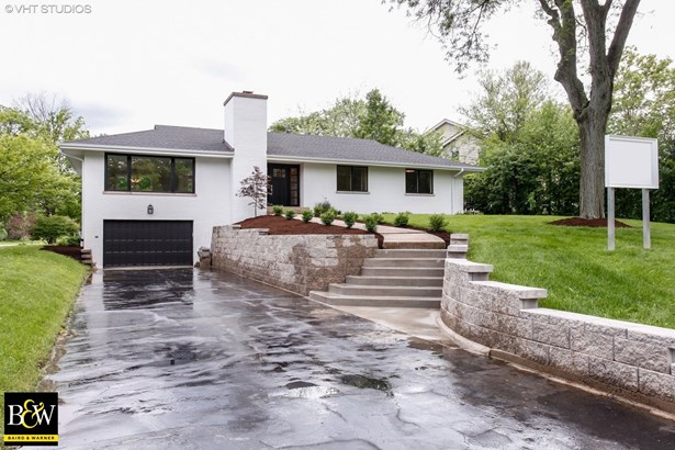 Ranch, Detached Single - Clarendon Hills, IL