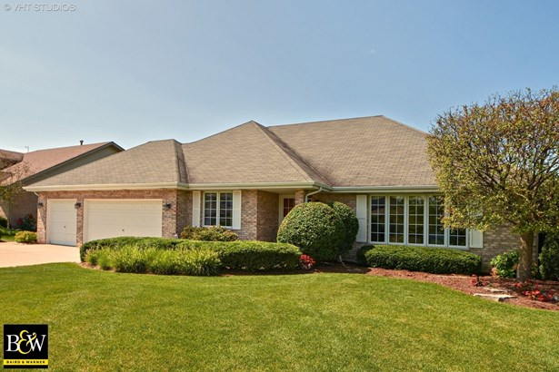Ranch, Detached Single - Mokena, IL (photo 1)