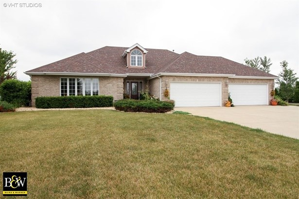Ranch, Detached Single - Monee, IL (photo 1)