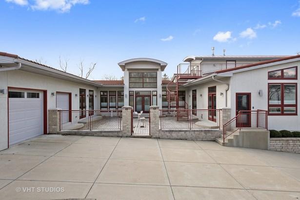 Contemporary, Detached Single - Burr Ridge, IL (photo 2)