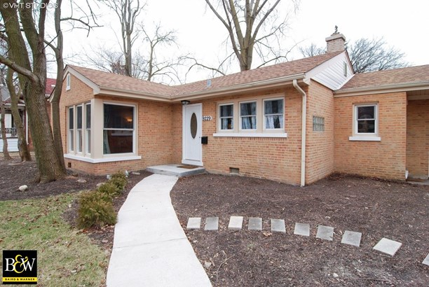 Ranch, Detached Single - Brookfield, IL (photo 1)