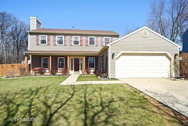 Traditional, Detached Single - Streamwood, IL (photo 1)
