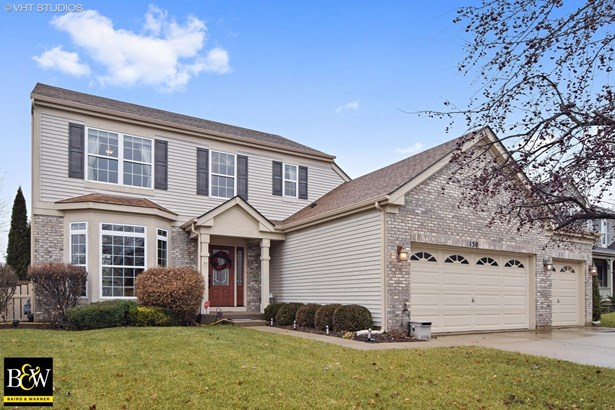 Colonial, Detached Single - Streamwood, IL (photo 1)