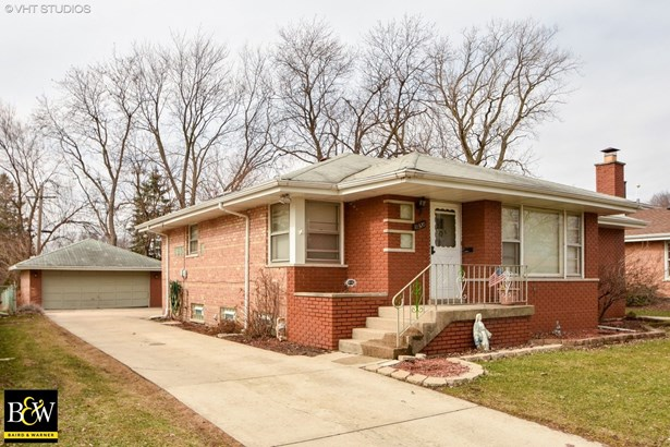 Ranch, Detached Single - Oak Lawn, IL (photo 1)
