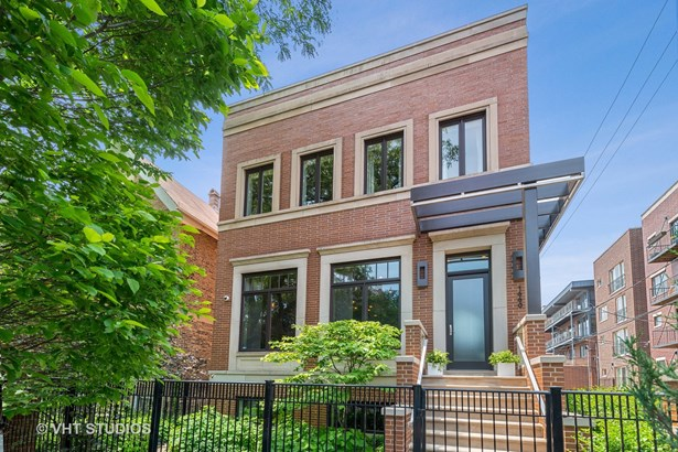 Contemporary, Detached Single - Chicago, IL