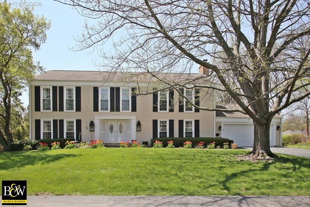 Colonial, Detached Single - Rolling Meadows, IL