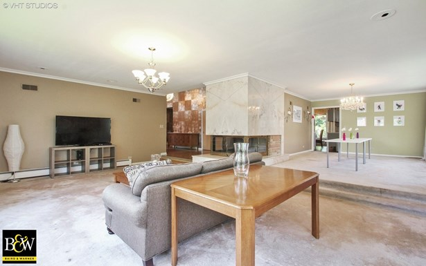 Detached Single, Step Ranch - Lincolnwood, IL (photo 4)