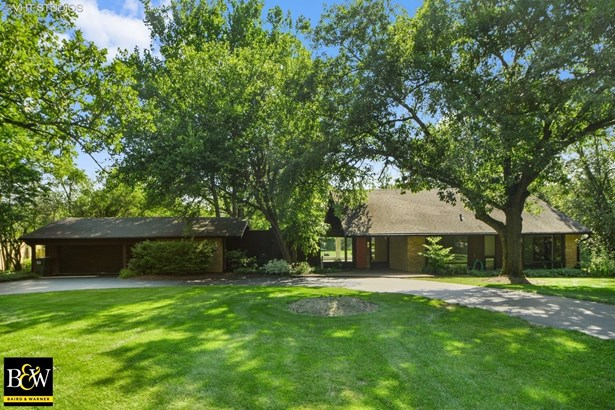 Contemporary, Detached Single - Olympia Fields, IL