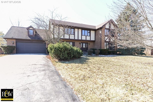 Traditional, Detached Single - Olympia Fields, IL (photo 1)
