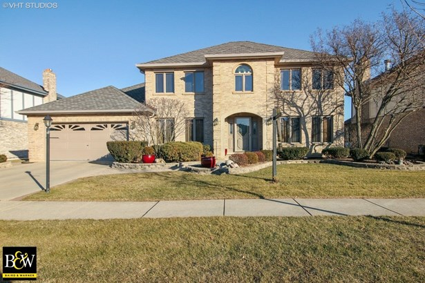 Traditional, Detached Single - Oak Forest, IL (photo 1)