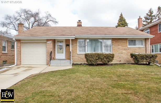 Ranch, Detached Single - Skokie, IL (photo 1)