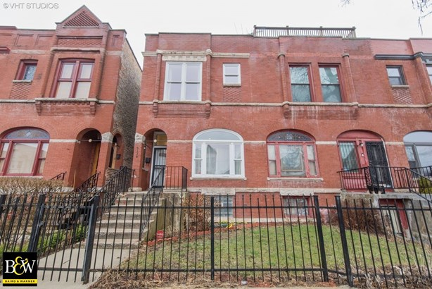 Row House, Detached Single - Chicago, IL (photo 1)