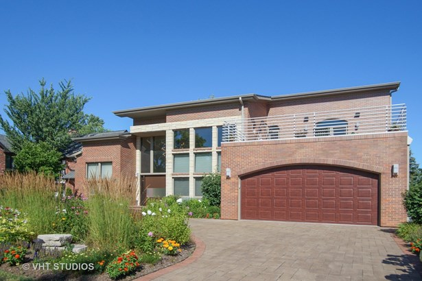 Contemporary, Detached Single - Lincolnwood, IL