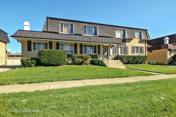 Two to Four Units - Alsip, IL