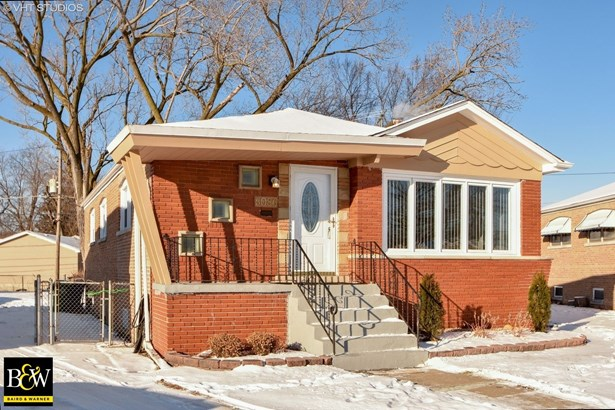 Bungalow, Detached Single - Oak Lawn, IL (photo 1)