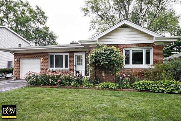 Bungalow, Detached Single - Homewood, IL (photo 1)