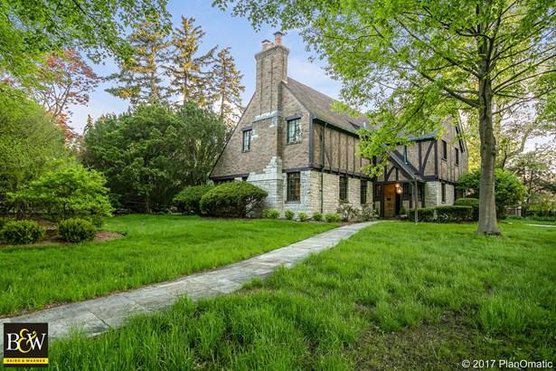 Tudor, Detached Single - La Grange, IL (photo 1)