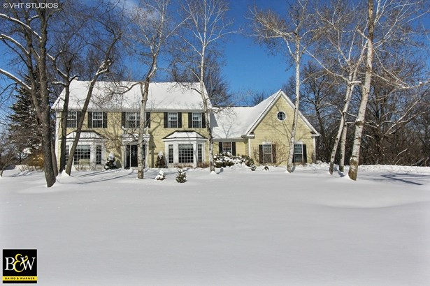 Traditional, Detached Single - Tower Lakes, IL (photo 1)