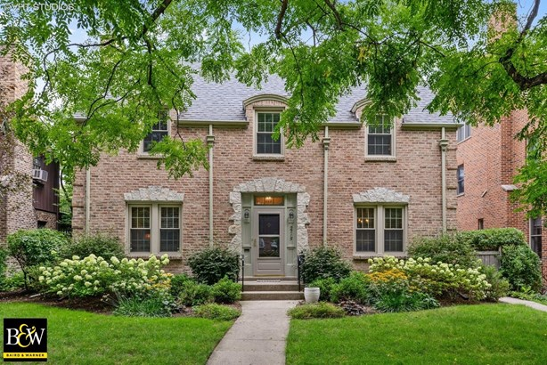 Colonial, Detached Single - Evanston, IL
