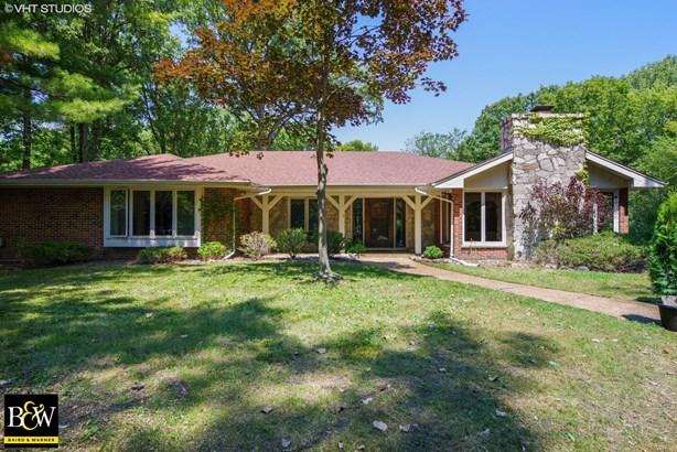 Ranch, Detached Single - Riverwoods, IL
