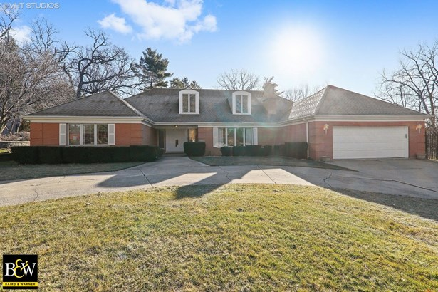 Detached Single - Willowbrook, IL (photo 1)