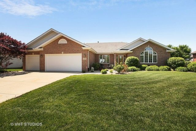 Ranch, Detached Single - Frankfort, IL (photo 1)
