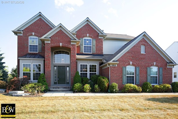 Contemporary, Detached Single - West Dundee, IL (photo 1)