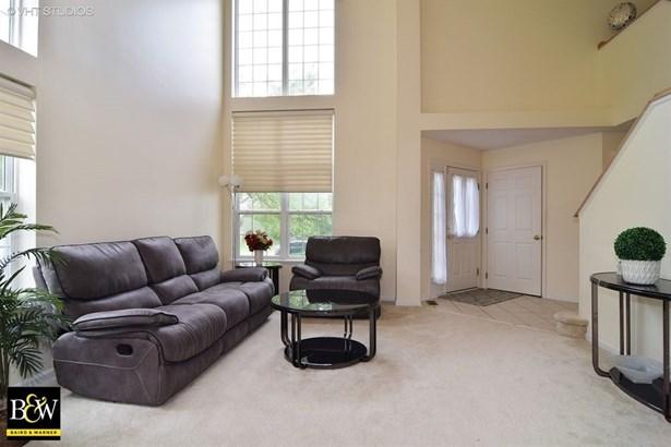 Contemporary, Detached Single - Bartlett, IL (photo 2)