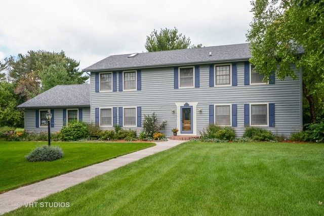 Traditional, Detached Single - Yorkville, IL (photo 1)