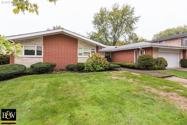 Ranch, Detached Single - Lincolnwood, IL (photo 1)