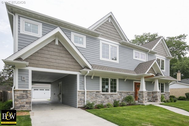 Traditional, Detached Single - Arlington Heights, IL (photo 2)