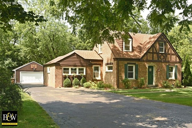 Cape Cod, Detached Single - Prospect Heights, IL (photo 1)