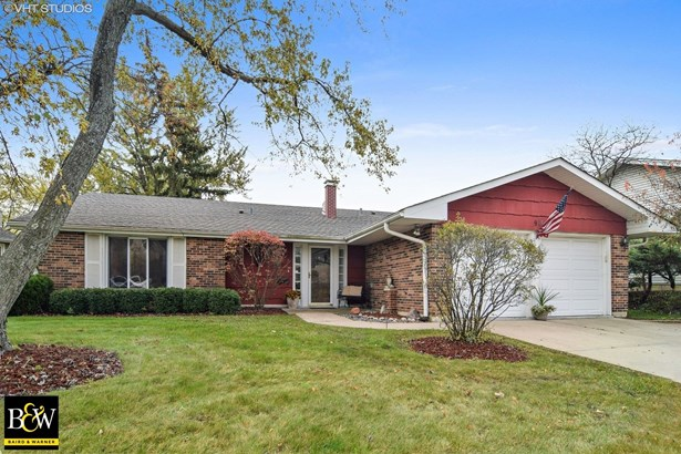 Ranch, Detached Single - Hoffman Estates, IL (photo 1)