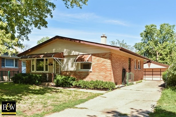 Ranch, Detached Single - Thornton, IL (photo 1)
