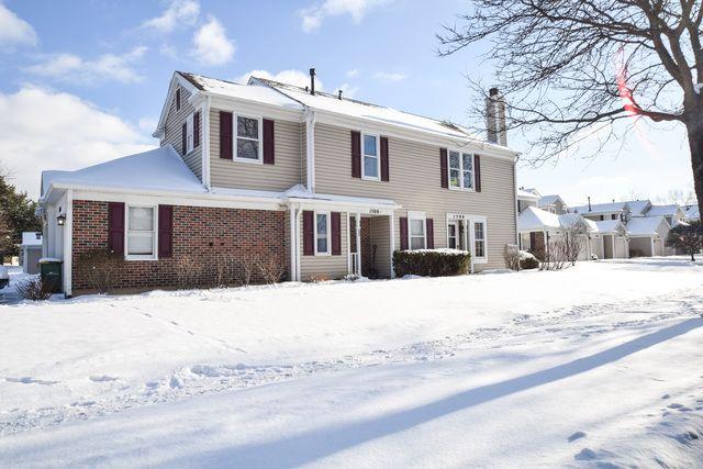 Townhouse - Elk Grove Village, IL (photo 1)