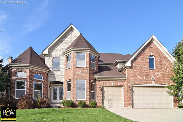 Contemporary, Detached Single - Hoffman Estates, IL (photo 1)