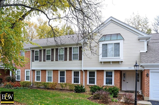 Townhouse - Prospect Heights, IL (photo 1)