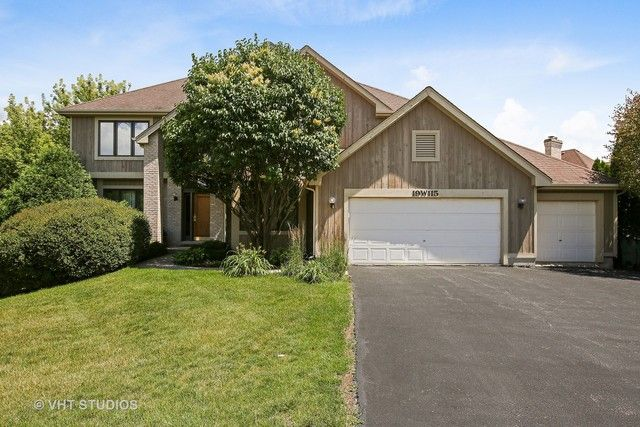 Contemporary, Detached Single - Downers Grove, IL (photo 1)