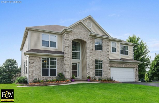 Contemporary, Detached Single - Cary, IL (photo 1)