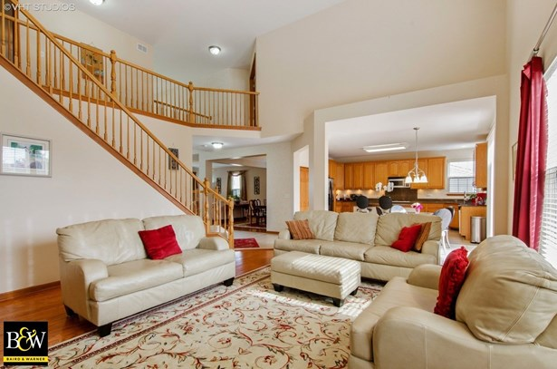 Contemporary, Detached Single - Cary, IL (photo 4)