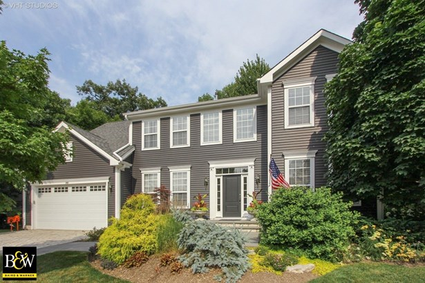 Traditional, Detached Single - Libertyville, IL (photo 1)