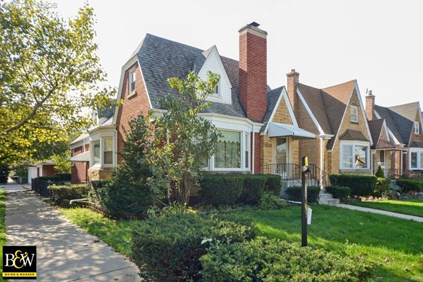 Tudor, Detached Single - Chicago, IL (photo 1)