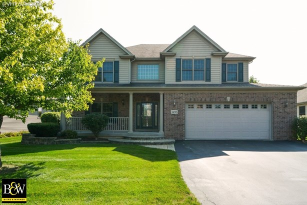 Traditional, Detached Single - Elburn, IL (photo 1)