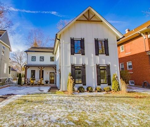 Farmhouse, Detached Single - Wilmette, IL (photo 5)