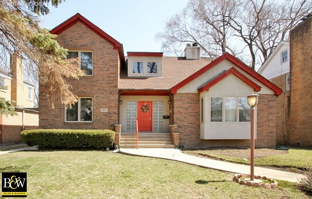 Contemporary, Detached Single - Lincolnwood, IL (photo 1)