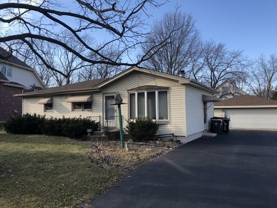 Ranch, Detached Single - Willowbrook, IL (photo 1)